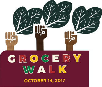 grocery walk logo