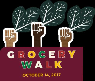 grocery walk logo