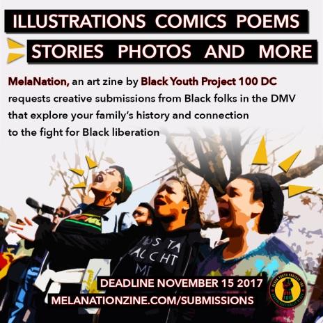 MelaNation issue 3 flyer v10